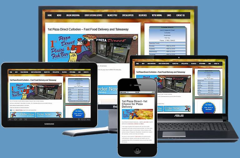 Website Designer Inverness Cutting Edge Websites